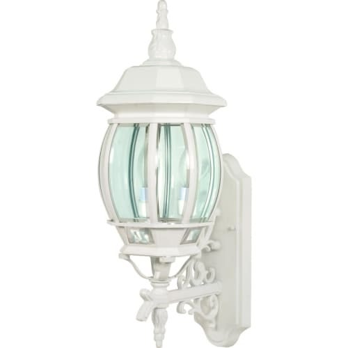 Nuvo Lighting 60/888 Central Park Three Light Ambient Lighting Outdoor Wall Sconce