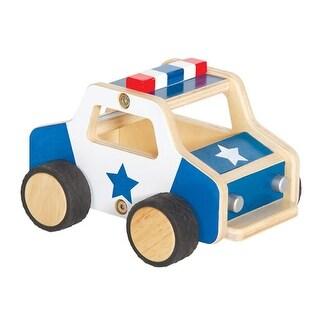 Super Tough Police Car