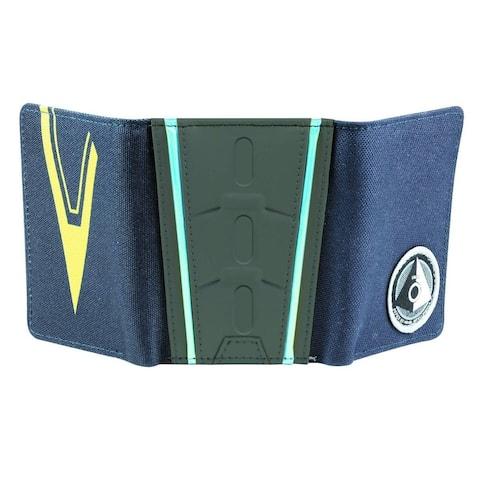 Halo Spartan Locke Wallet - Blue