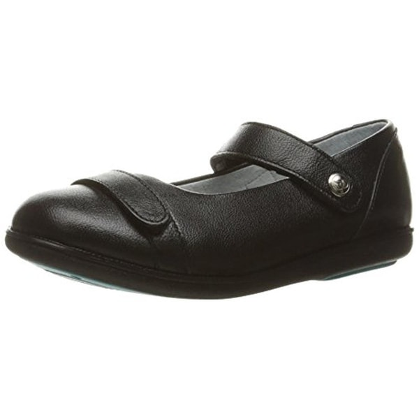 Bumbums & Baubles Girls Lily Mary Janes Leather - 11 medium (b,m)