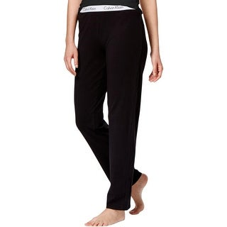 Calvin Klein Womens Sleep Pant Lightweight Stretch