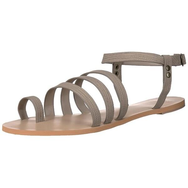 Roxy Womens Cory Open Toe Casual Slide Sandals