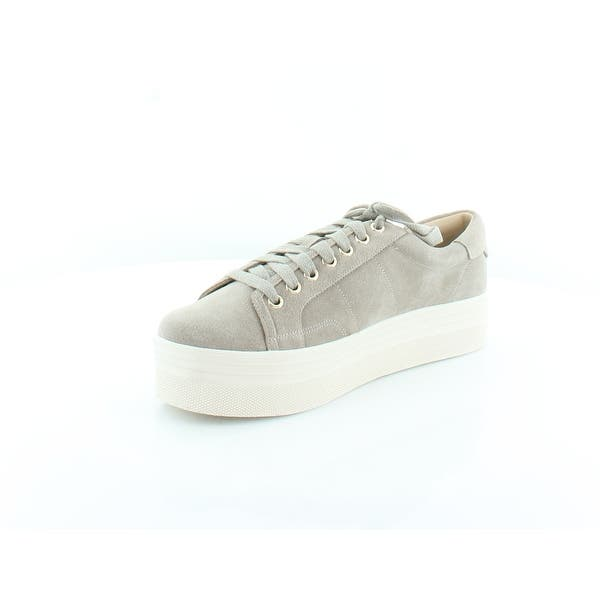 Marc Fisher Emmy Women/'s Fashion Sneakers Taupe