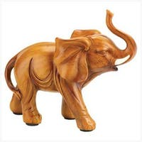 Home Locomotion 10013046 Lucky Elephant Figurine