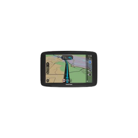 TomTom VIA 1525TM 5-inch Automotive GPS w/ Lifetime Traffic & Map Updates