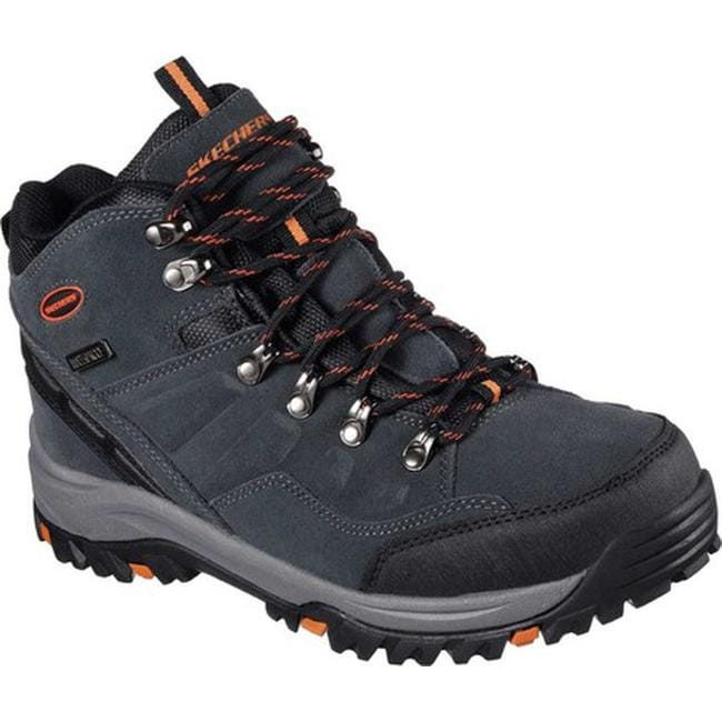 0ff5894fd7b Skechers Men's Relaxed Fit Relment Pelmo Hiking Boot Gray