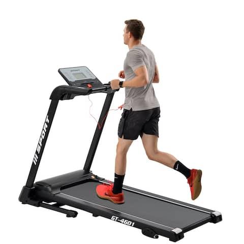 Merax 2.25hp Home Gym Treadmill
