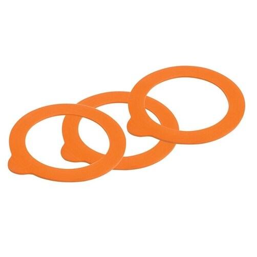 Kilner 0025500 Kilner Replacement Rubber Seals, 6/Pack
