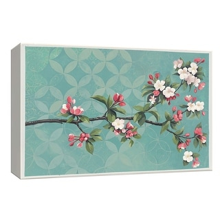 "PTM Images 9-154114  PTM Canvas Collection 8"" x 10"" - ""Cherry Blossoms"" Giclee Branches Art Print on Canvas"