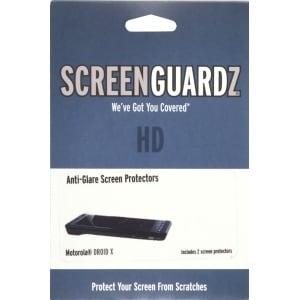 BodyGuardz ScreenGuardz HD Screen Protector with Anti Glare Motorola Droid X MB8