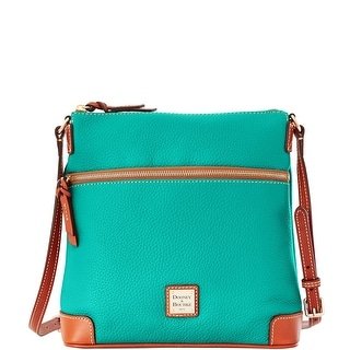 Dooney & Bourke Pebble Grain Crossbody (Introduced by Dooney & Bourke at $188 in Jan 2014) - Spearmint