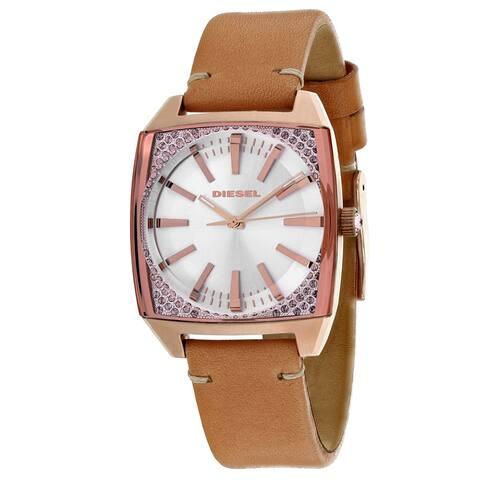 Diesel Women's Becky DZ5556 Silver Dial watch