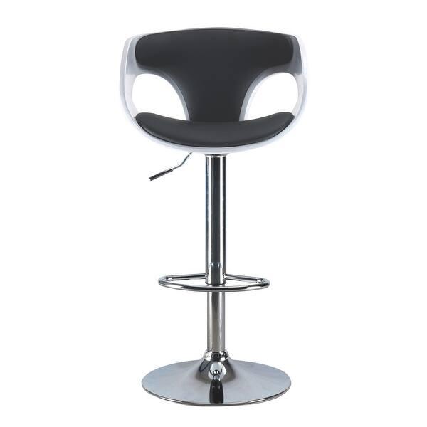 Amazing Shop Delacora Bs Bibs004 Merlyn 39 Tall Metal Adjustable Machost Co Dining Chair Design Ideas Machostcouk