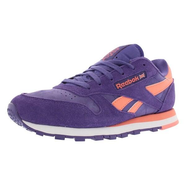 Reebok Cl Leather Seasonal Women's Shoes