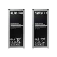 Original Samsung Galaxy Note 4 Battery - 3220mAh (2 Pack)