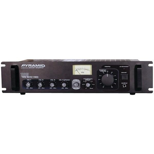 PYRAMID PA305 Amp with Microphone Input (300 Watt)