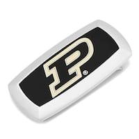 Cufflinks PD-PU-MC2 Purdue University Boilermakers Cushion Money Clip