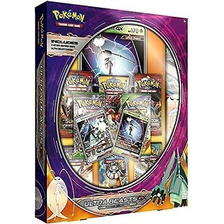 Pokemon Ultra Beast GX Collectible Cards