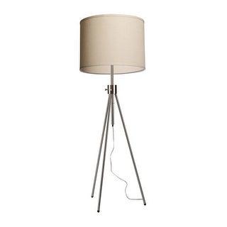 Artcraft Lighting SC589 Mercer Street 4 Light Floor Lamp from the Steven & Chris Collection