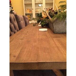 Burnham Home Designs Charlotte Rectangle Dining Table