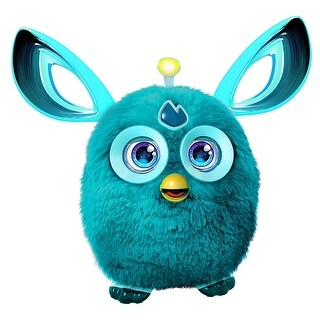 Furby Connect Friend Electronic Toy, Teal - multi