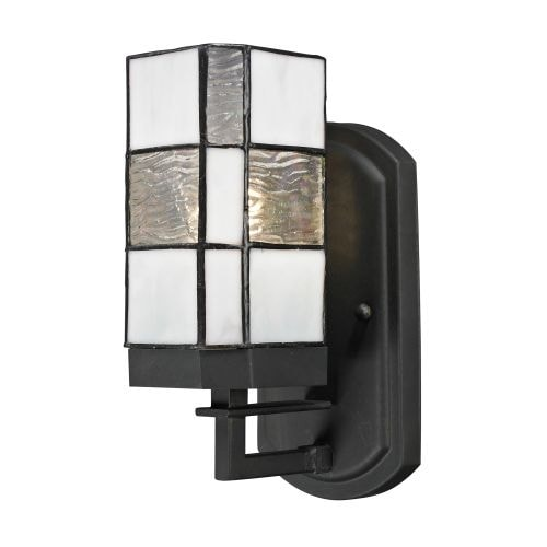 Dale Tiffany TW13019 Landis 1 Light Wall Sconce