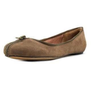 Corso Como Fabienne Round Toe Leather Flats