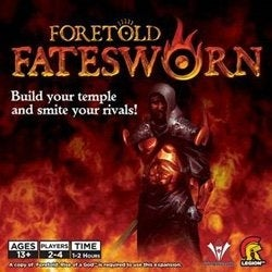 Fortold Fatesworn Board Game Expansion Legion Supplies