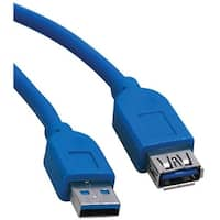 Tripp Lite U324-006 A-Male To A-Female Superspeed Usb 3.0 Extension Cable (6Ft)