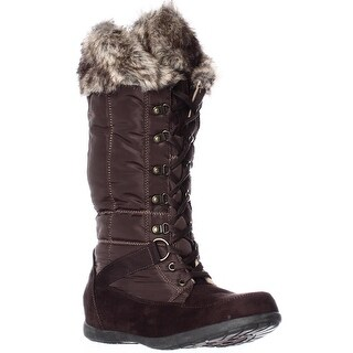 Zigi Soho Madalyn Winter Snow Boots, Brown