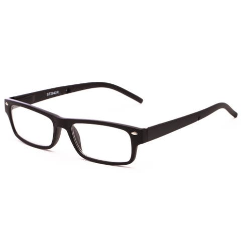 Readers.com The Anchor Detachable Neck Cord Reader Rectangle Reading Glasses