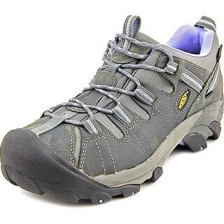 Keen Targhee II WP Women Round Toe Leather Hiking Shoe