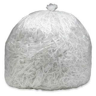 Skilcraft 49 x 51 in. High Performance Shredder Bag, 50 Count