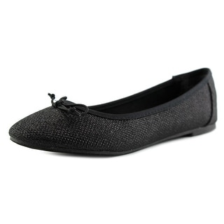 Report Marlee   Round Toe Synthetic  Flats