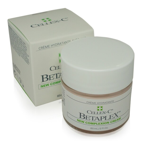 Cellex-C Betaplex New Complexion Cream 2 Oz