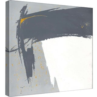 """PTM Images 9-97857  PTM Canvas Collection 12"""" x 12"""" - """"Extant 1"""" Giclee Abstract Art Print on Canvas"""