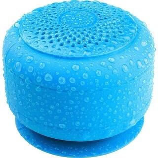 Merkury Splash Water Resistant Wireless Speaker Bl