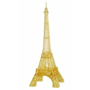 Original 3D Crystal Puzzle - Deluxe Eiffel Tower