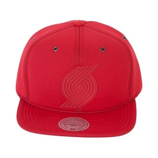 Mitchell & Ness Portland Trail Blazers Neoprene Adjustable Cap