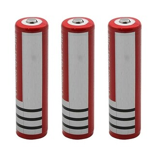 """""""Battery for Streamlight FLB186503.0 (3-Pack) Replacement battery"""""""