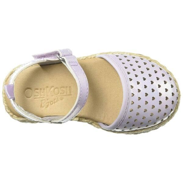 Purple OshKosh B/'Gosh Children Shoes Georget2-g Leather Size Toddler 5.0