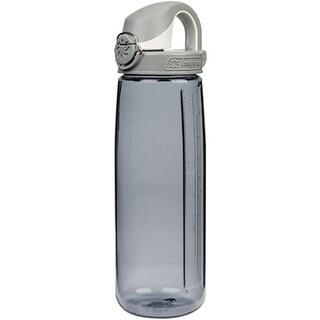 Nalgene Tritan On the Fly Water Bottle - 24 oz.- Smoke/Gray