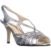 Caparros Kaycee2 Evening Sandals, Silver - 5 us