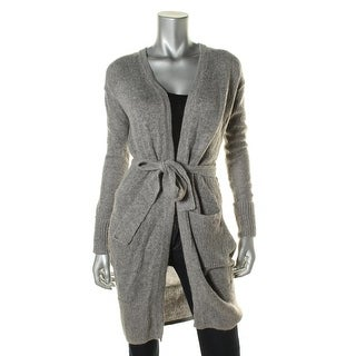 TopShop Womens Knit Open Front Cardigan Sweater - 8