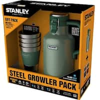 Stanley Growler and Adventure Stacking Pints Gift Set 10-02116-001