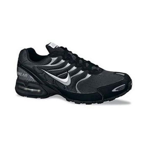 d6da690ed0217 Men  x27 s Nike Air Max Torch 4 Running Shoe Anthracite Metallic Silver