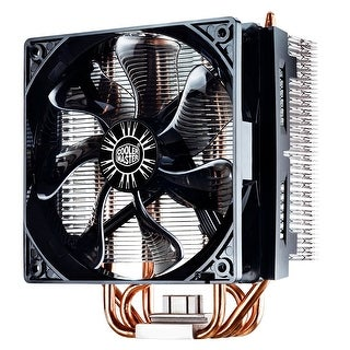 Cooler Master Hyper T4 Cpu Cooler With 4 Direct Contact Heatpipes Rr-T4-18Pk-R1