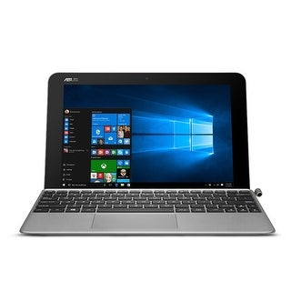 "Manufacturer Refurbished - Asus T102HA-C4-GR 10.1"" Touch Laptop Intel X5-Z8350 1.44GHz 4GB 64GB w/ pen W10"