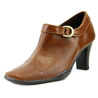 Aerosoles Cingle Handed Square Toe Synthetic Bootie