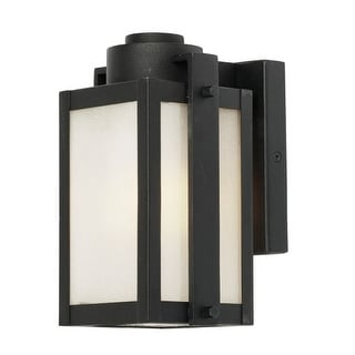 Artcraft Lighting AC9061 Deacon Street 1 Light Outdoor Wall Sconce